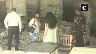 Kangana Ranaut Reaches Mumbai Office | Catch News
