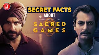 Secrets Revealed: Unknown Facts And Theories About Saif Ali Khan-Nawazuddin Siddiqui's Sacred Games