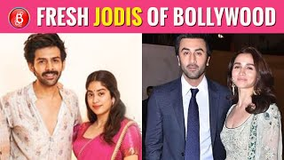 Kartik Aaryan-Janhvi Kapoor To Alia Bhatt-Ranbir Kapoor - Fresh Jodis We're Dying To See Onscreen