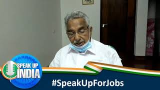 The Govt must immediately announce a scheme like NYAY at least for a year: Oommen Chandy