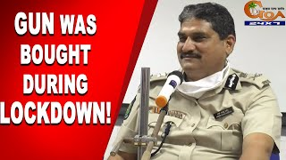 While we were sitting at home during lockdown, Criminals were on a shopping spree ! DGP admits