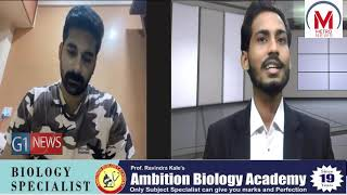 Actor Akshay Waghmare's Interview- by Sattyjeet Karale Patil