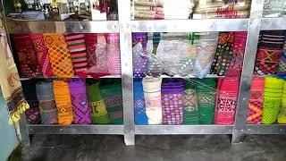 Mising Handloom Textile Shop at Kulajan, Dhemaji