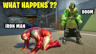 What Happens If you Bring Iron Man to Doctor Doom? - When two Bosses Meet Myth Busting