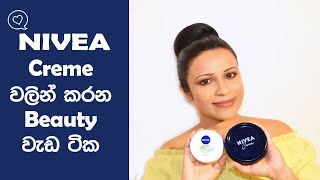 Surprising Uses Of NIVEA Moisturizers For Face And Body