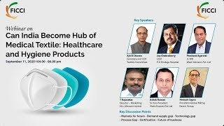 Can India Become Hub of Medical Textile: Healthcare and Hygiene Products