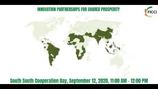 Innovation Partnerships for Shared Prosperity, South-South Cooperation Day