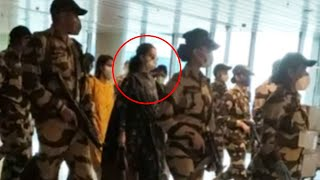 Kangna Ranaut Ki Y Security Dekhkar Chauk Jayenge Aap, Mumbai Se Ravana Hui Kangana