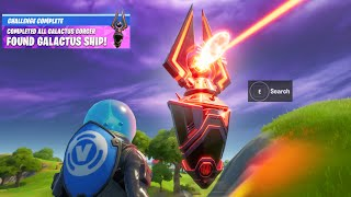 Fortnite Boss Doctor Doom Galactus Gorger Hungers Reward