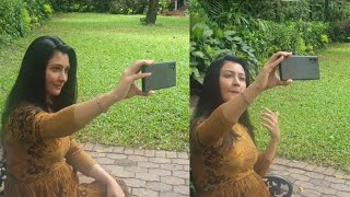Behind the scenes of every girl's 'selfie' life! || Radhika Pandit Video captured by Ayra Yash