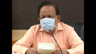 India has been able to limit Covid-19 deaths to 55 per million population: Dr Harsh Vardhan