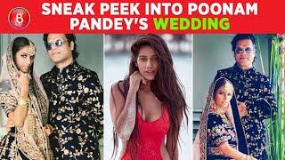 Sneak Peek Into Poonam Pandey's SECRET Wedding To Sam Bombay