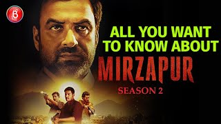 UNKNOWN Facts, Trivia & All You Need To Know About MIRZAPUR 2 | Ali Fazal | Divyenndu Sharma
