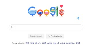Watch: Google India dedicates homepage to Covid awareness