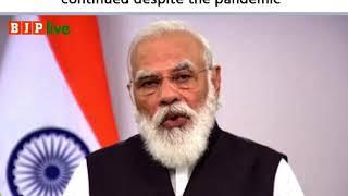COVID-19 has not impacted the aspirations and ambitions of 1.3 billion Indians: PM Modi
