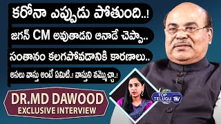 Dr.MD Dawood Exclusive Full Interview | Astrology | World Famous Astro Numero Graphologist