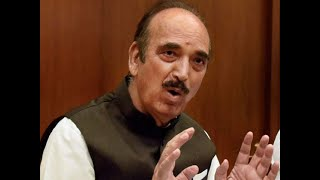 Covid-19 pandemic: Govt wasted initial golden months to curb spread of virus: Ghulam Nabi Azad in RS