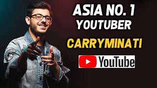 Carryminati Becomes Asia's No.1 Youtuber, Beats Atta Halilintar