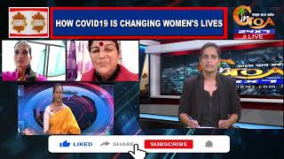How COVID is changing women's lives