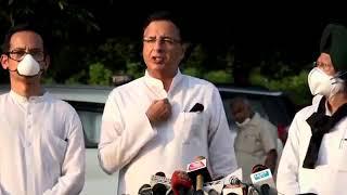 Diabolical Conspiracy of Modi Government to Defeat Green Revolution: Randeep Singh Surjewala