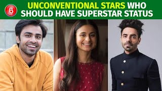 Aparshakti Khurana, Rasika Dugal, Jitendra Kumar - 5 Unconventional Actors Who Deserve To Be Stars