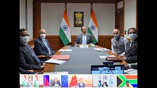 NSA Ajit Doval attends BRICS meet, threats to global security discussed
