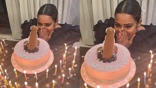 Nia Sharma Ka Birthday Cake Dekhkar Chauk Jayenge Aap, Hui Buri Tarah Se TROLL
