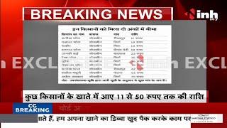 Madhya Pradesh News || किसानों के खाते में पहुंची फसल बीमा की राशि, आई 100 रुपए से भी कम की राशि