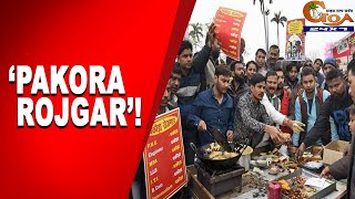 Why did youth across the Nation sold Pakora's and Tea? WATCH