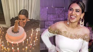 Apne Birthday Cake Ko Lekar Nia Sharma Kya Boli? | Chaukane Wala Bayan Aaya Samne