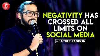 Sachet Tandon's HONEST Take On Negativity On Social Media | Kandhe Ka Woh Til | Sachet–Parampara