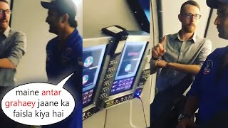 Sushant Singh Rajput Gets Special training at NASA's Space & Rocket Center