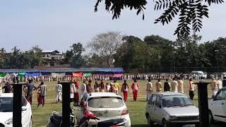 Deori Tribe's Folk Dance in Dibrugarh, Assam.