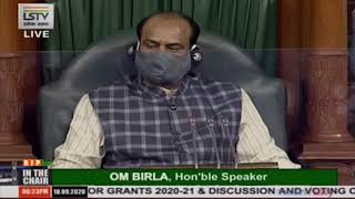 Shri Jayant Sinha's speech on the Supplementary Demands for Grants 2020-21 In LS