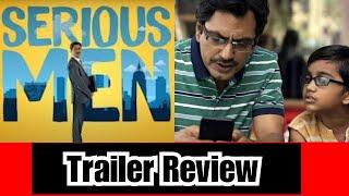 Serious Man Review Featuring Nawazuddin Siddiqui