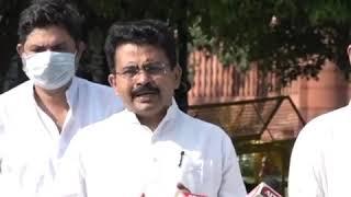 किसान को खत्म करने की साजिश के खिलाफ कांग्रेस पार्टी आवाज उठाएगी: राजीव सातव