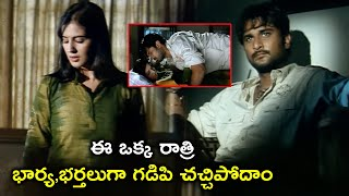 భార్య,భర్తలుగా గడిపి చచ్చిపోదాం | Latest Telugu Movie Scenes | Bhavani HD Movies