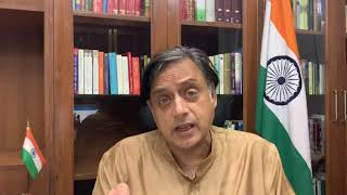 Shri Shashi Tharoor asks during Digital Question Hour
