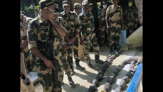 J&K: BSF foils attempt to smuggle narcotics into India from Pakistan, 50 kg Heroin recovered