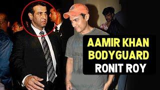 Aamir Khan Ke Bodyguard The Ronit Roy, 2 Saal Tak Kiya Kaam, Ronit Roy Ka Shocking Khulasa