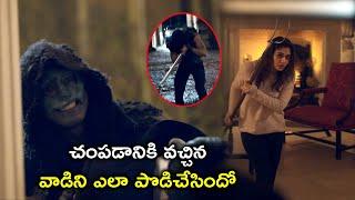 చంపడానికి వచ్చిన వాడిని ఎలా | Vasantha Kalam Full Movie On PrimeVideo | Nayanthara | Bhoomika