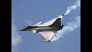 Watch: IAF's Rafale fighter jet flying over Ladakh from a forward airbase