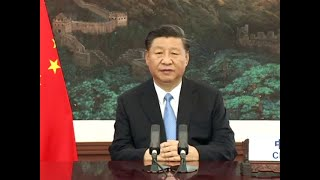 China has no intention to fight either cold war or hot war with any country: Xi Jinping