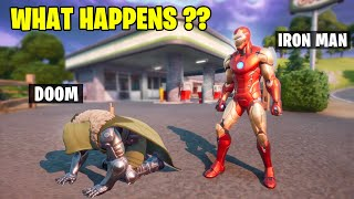 What Happens If you Bring Doctor Doom to Iron Man? - When two Bosses Meet Myth Busting