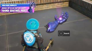 Fortnite Boss Doctor Doom Sentinel Hands Floating Reward