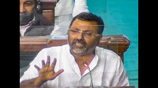 Bring Uniform Civil Code and population control bills to 'save the country': BJP MP Dubey in LS