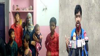 Hyderabadi Husband Wife Ki Ladai Aai Media Mein  @Sach News