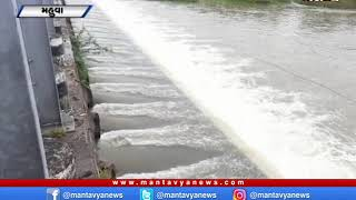 Mahuva:  બગદાણાની બગડ નદી બે કાંઠે