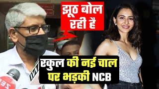 NCB Se Bachne Ke Liye Rakul Preet Singh Ne Banaya Bahana, Bhadak Gayi NCB