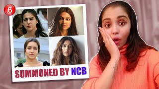 Deepika Padukone, Sara Ali Khan and others summoned by NCB in Drugs Case